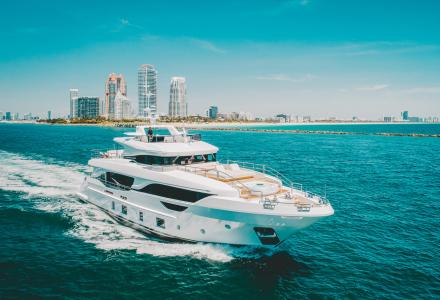 Benetti Is Taking Part at the 2021 Palm Beach International Boat Show