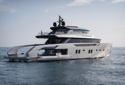 Sanlorenzo at the Palm Beach International Boat Show 2021