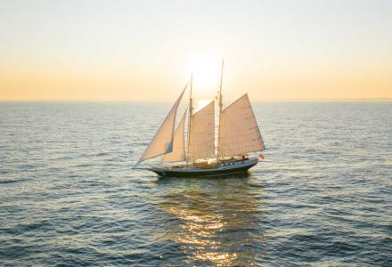 Classic, Elegance and Charm: The 31m Sailing Yacht Borkumriff II After Major Refit