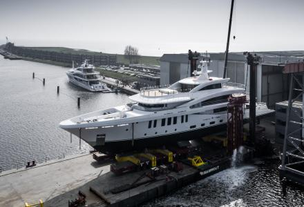 Amels and Damen Yachting Has Sold the Second Amels 200