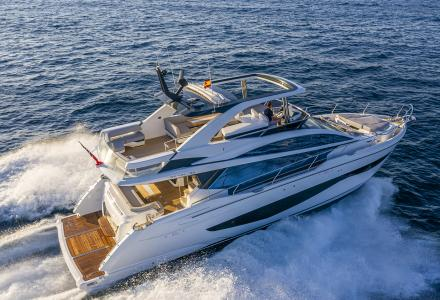 Pearl Yachts Has Delivered the Pearl 62 To Its New Owner in the UK