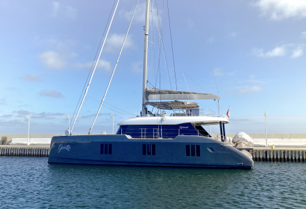 Image Gallery: Inside Sunreef 70 Ginette
