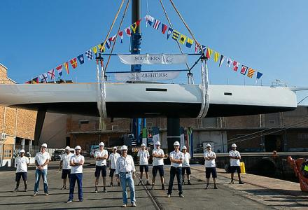 Southern Wind Has Launched the 32m Sailing Yacht Taniwha