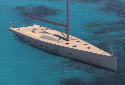 Wally Has Sold the 101-foot Sailing Cruiser-racer