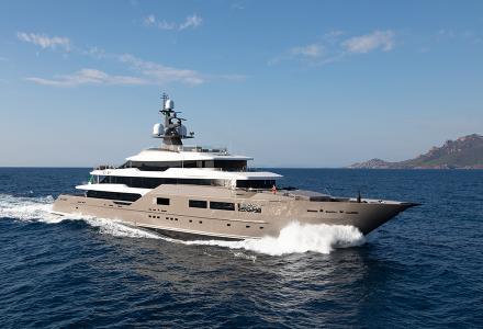 The 72m Tankoa Superyacht Solo Has Been Sold