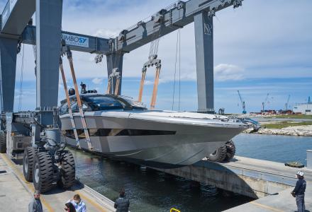 ISA Super Sportivo 100ft GTO Has Been Launched in Ancona