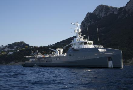 The state of the market for explorer yachts