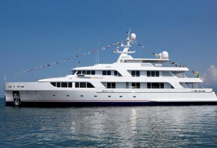 Codecasa launch new 50m yacht