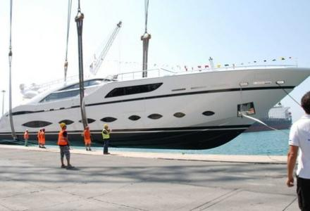 AB Yachts launch new flagship 44m yacht