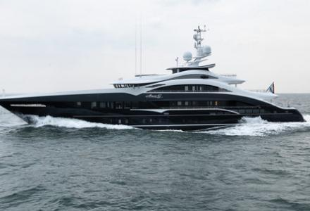 AnnG delivered by Heesen Yachts