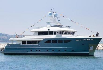 Storm launched by Cantiere delle Marche