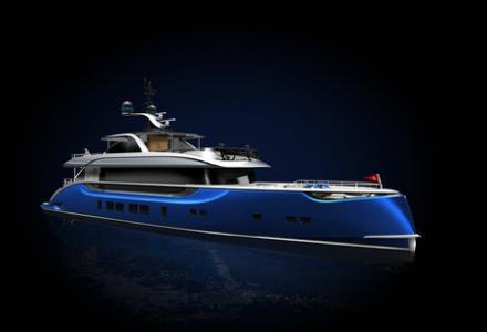 Dynamiq yachts prepare a fast displacement series