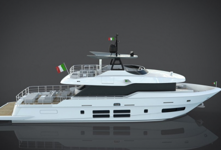 The Oceanic 76 entered construction at Canados