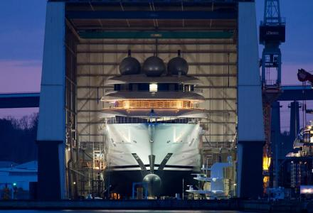 Lürssen to launch project Mistral