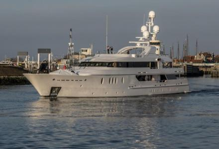 Icon Yachts relaunches 52m Seahorse