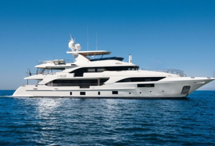 Benetti's 40m yacht Mingfa to debut in Hong Kong