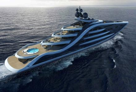 New 130m megayacht concept Epiphany revealed
