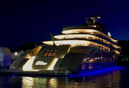 Top 5 pictures of Dilbar's recent voyage