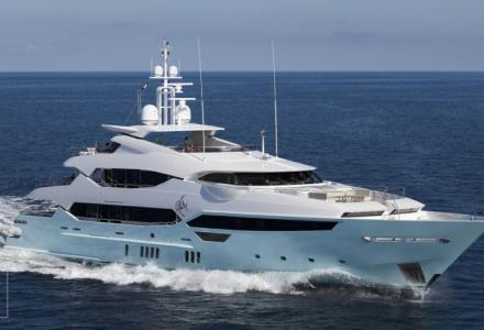 Eddie Jordan lists his 47m Blush for sale