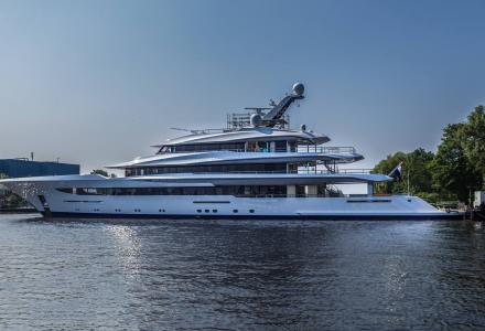 Additional photos of the newly launched 70m Joy
