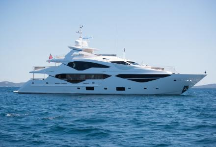 Sunseeker delivers 40m Jacozami