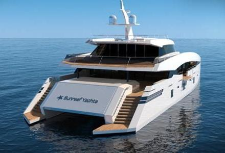 Sunreef Yachts expand their range with 150 design