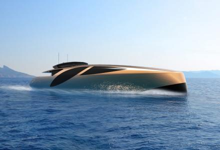 50m M/Y concept Copern introduced