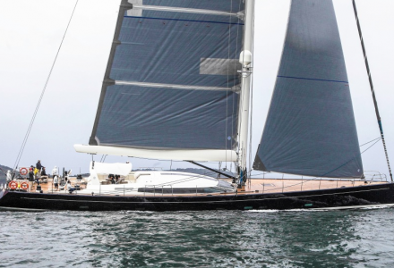 Perini Navi debuts at Cannes Festival of Yachting