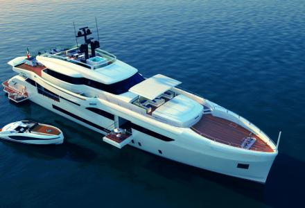Wider 150 - Redefining yachting