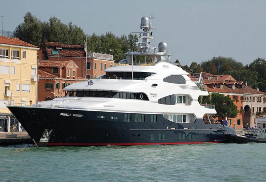 motor yacht attessa iii - feadship