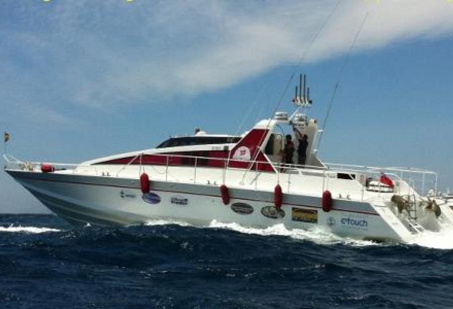 22m Brookes, Virgin Atlantic Challenger 2 asking £650,000