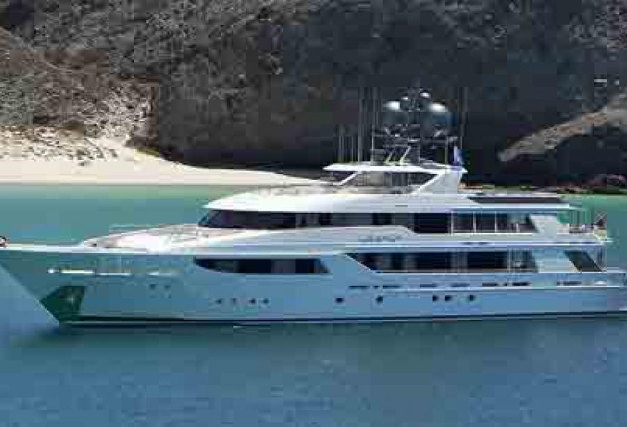 Motor yacht Wanderlust - Westport - Yacht Harbour