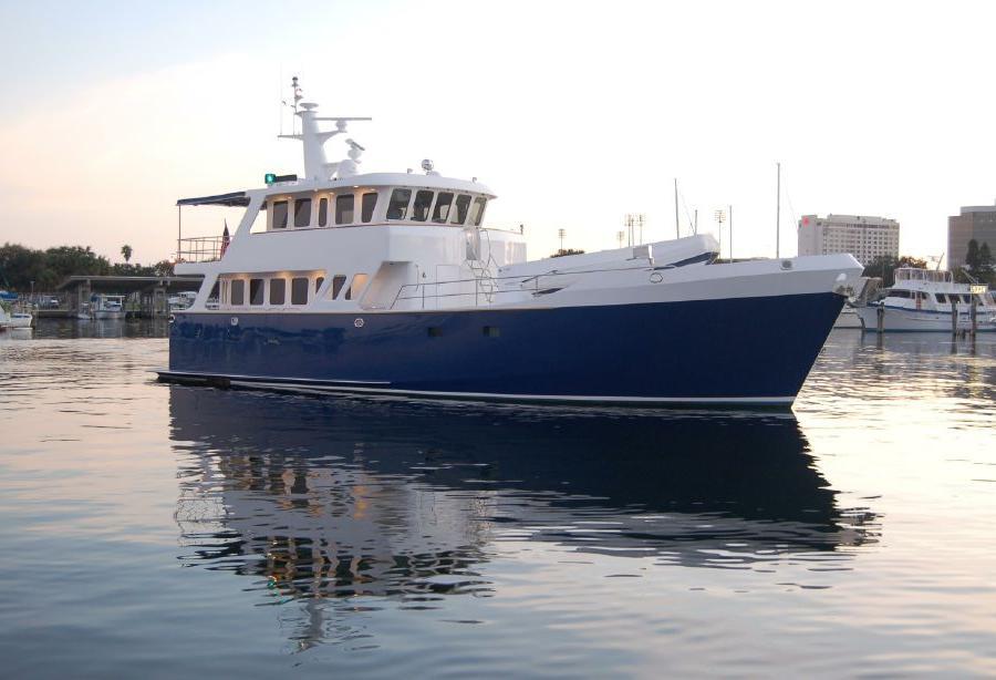 Motor Yacht 77 Realship Expedition Yacht 2016 Realship