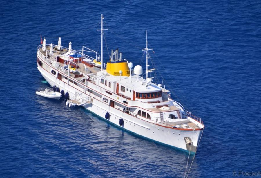 Motor yacht Hasabi II - C Welding - Yacht Harbour