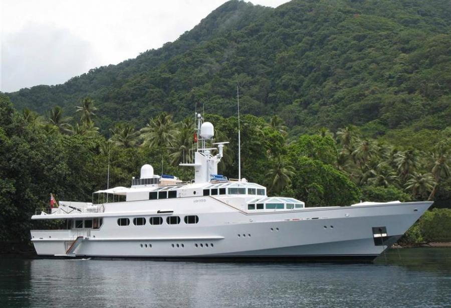 Motor Yacht Lionwind Feadship Yacht Harbour