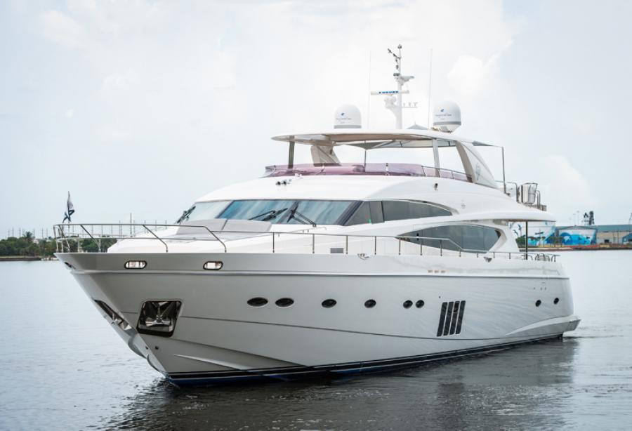 Motor Yacht Livernano Princess Yachts Yacht Harbour
