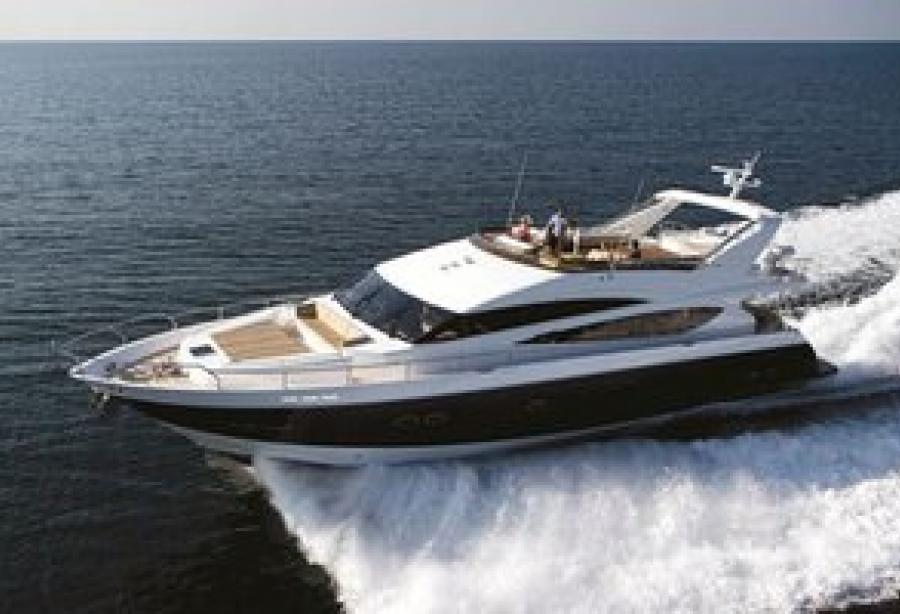 Motor Yacht Maximus Princess Yachts Yacht Harbour