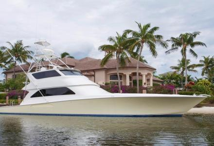 Viking Sportfish Enclosed Flybridge
