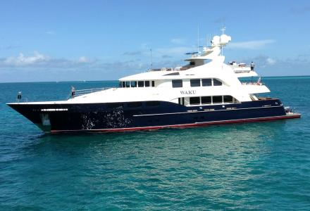 Motor Yacht Mangusta 165 Overmarine Yacht Harbour