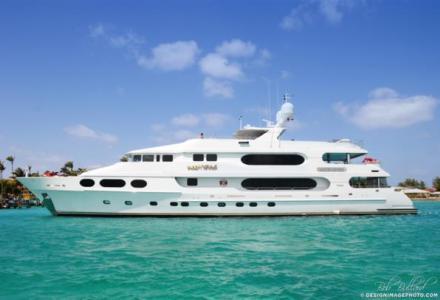 Motor Yacht Usher Delta Marine Yacht Harbour