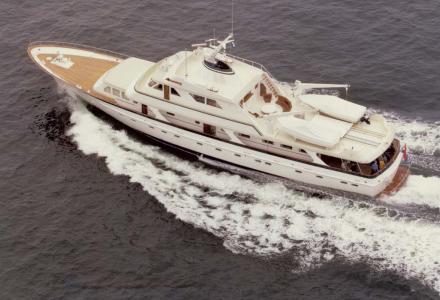 Motor yacht Plan B - Australian Navy - Yacht Harbour