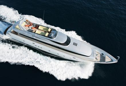 yacht BeCool 2