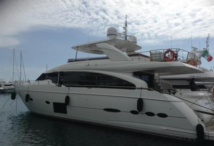 yacht Princess 88