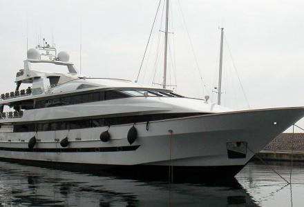 yacht Mystere C. I.