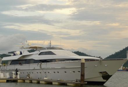 yacht YTL Princess