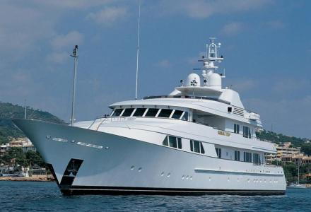 yacht Hampshire I