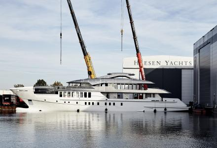 yacht Project Castor