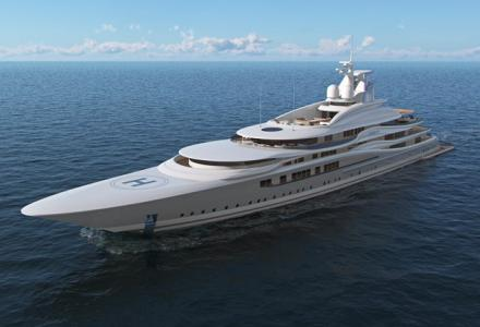 yacht Project Odin