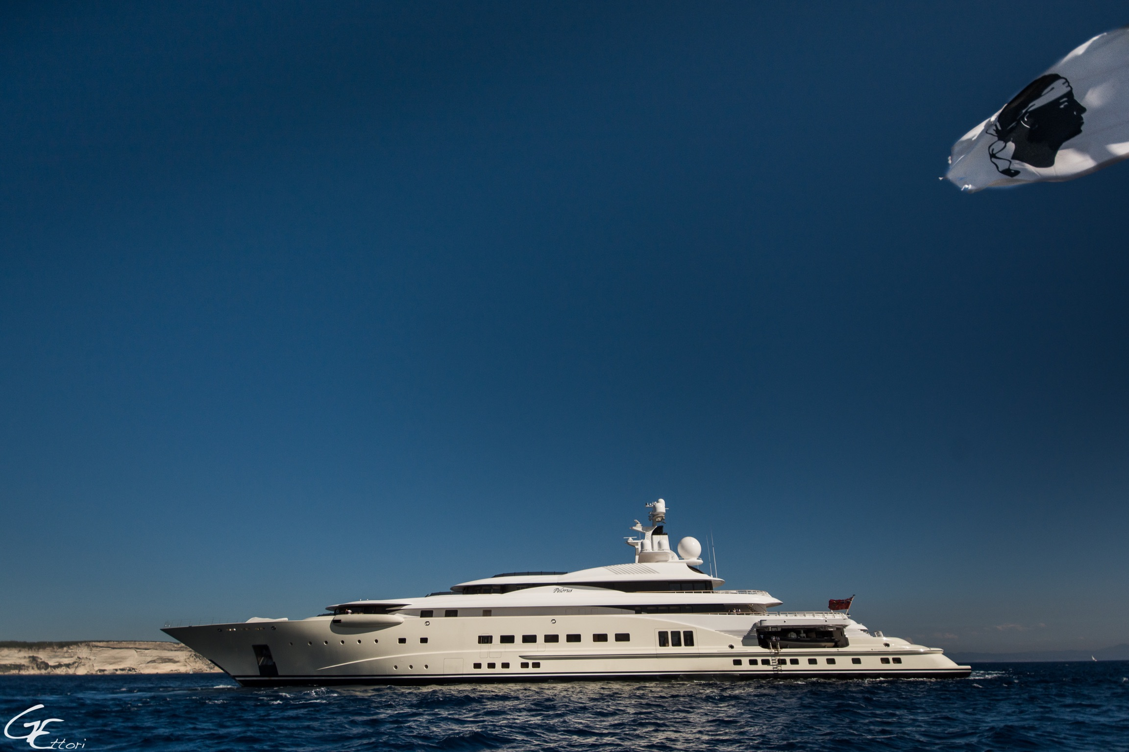 Pelorus sold to Chinese billionaire - Yacht Harbour
