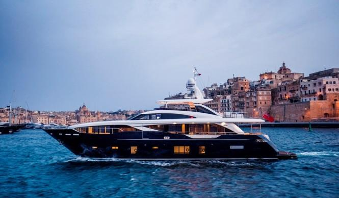 Ft 30m Princess Yacht Kohuba Built For Lego Heir Yacht Harbour